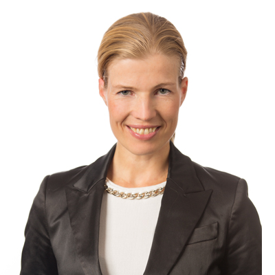 Katharina von Johnston, GM Branch Austria