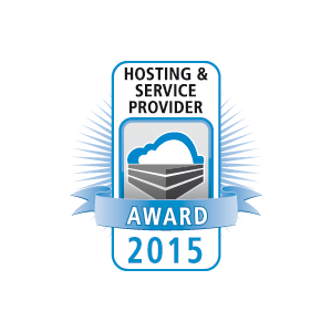 Hosting & Serviceprovider Award